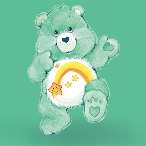 Wish care Bear