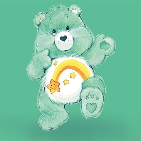 Wish care Bear
