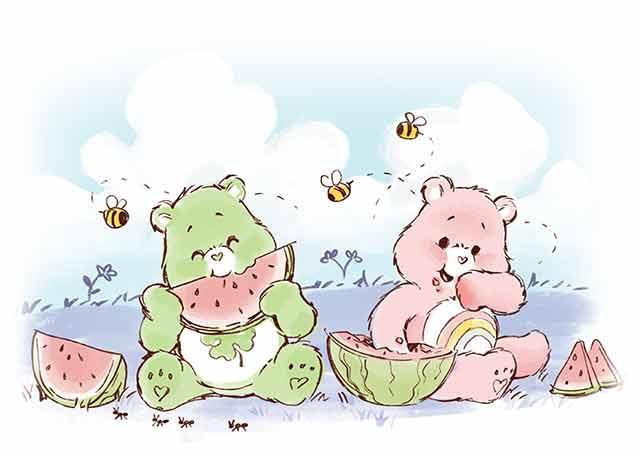 Hub Care Bears