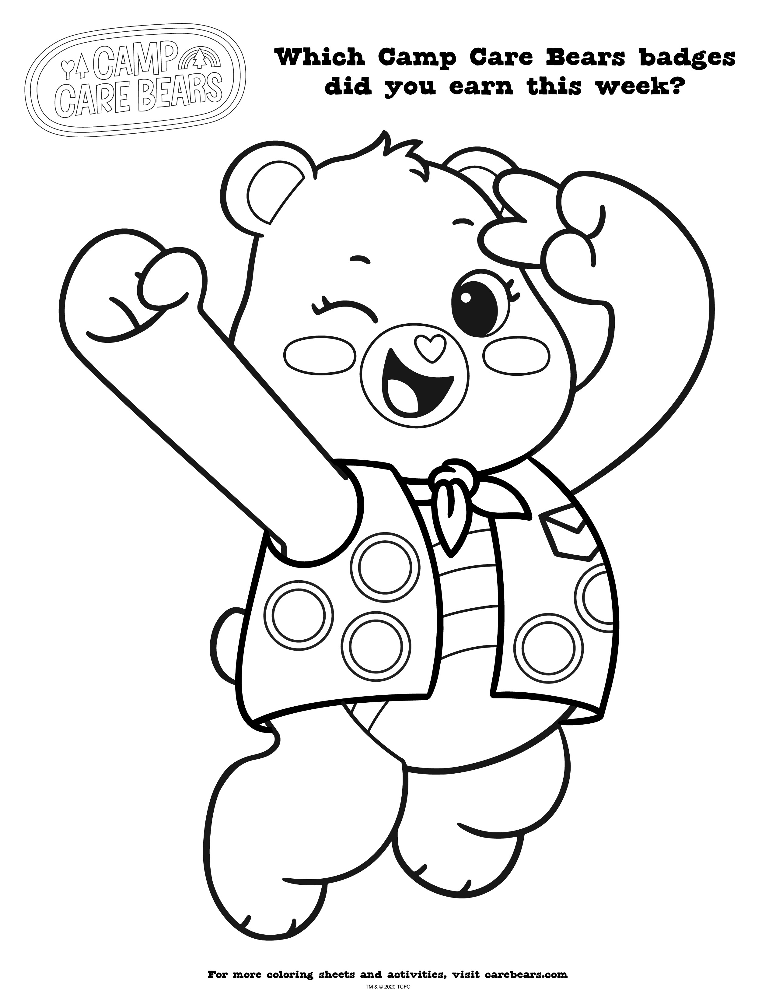Free Pictures Of Bears To Color, Download Free Clip Art, Free Clip Art on  Clipart Library | 3301x2550