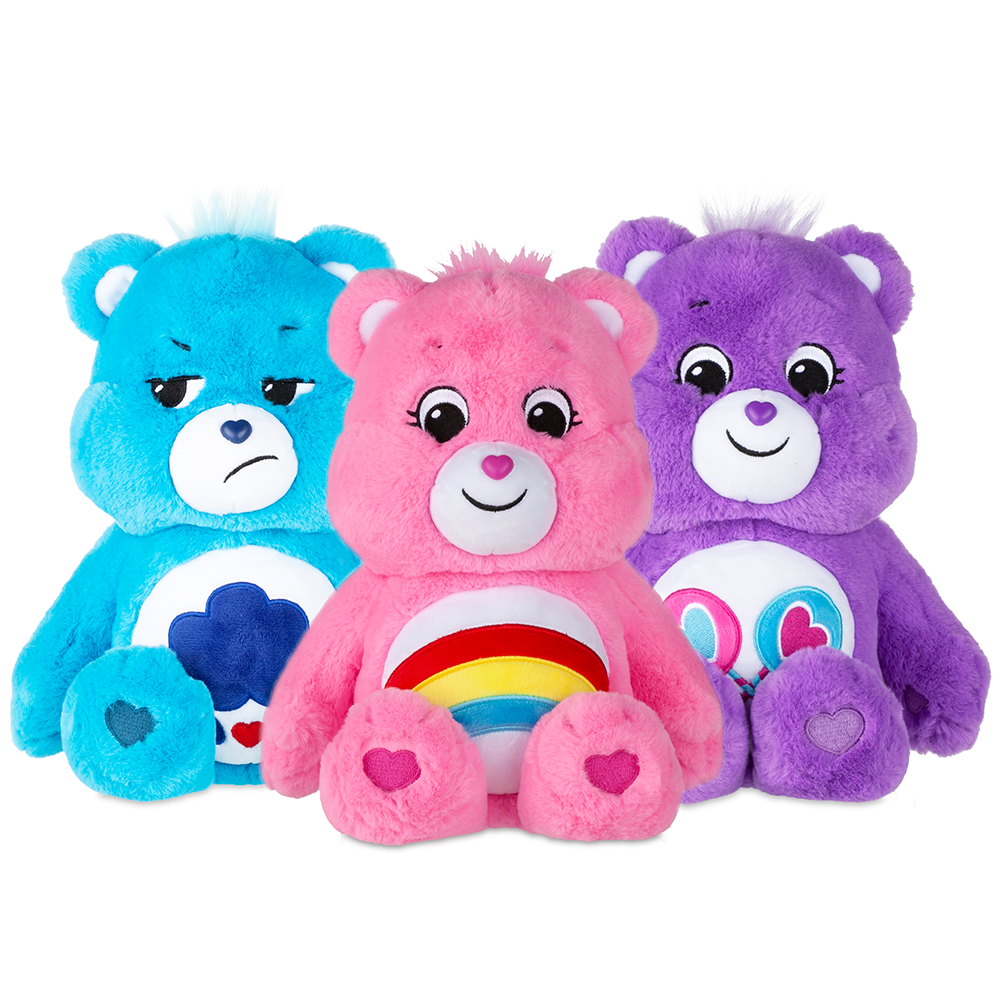Message Recorder Stuffed Animals, Toys Collectibles Care Bears